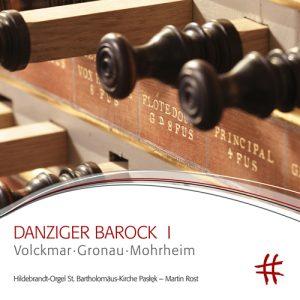 DANZIGER BAROCK I Volckmar Gronau Mohrheim