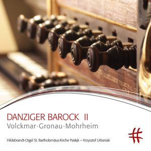 DANZIGER BAROCK II  Volckmar Gronau Mohrheim