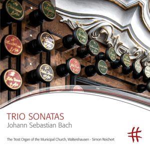 TRIO SONATAS Johann Sebastian Bach