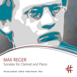 MAX REGER Sonatas for Clarinet and Piano