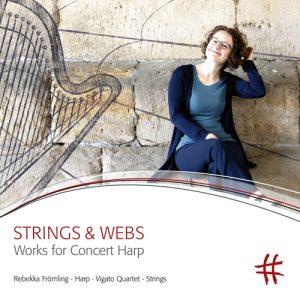 STRINGS & WEBS Works for Concert Harp